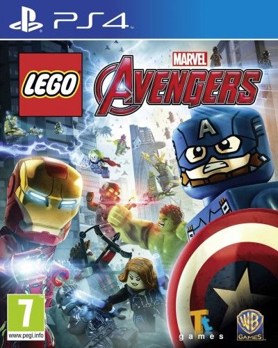 LEGO Marvel''s Avengers PS4