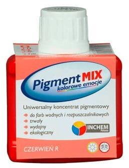Inchem Pigment Mix 80ml Czerwien R