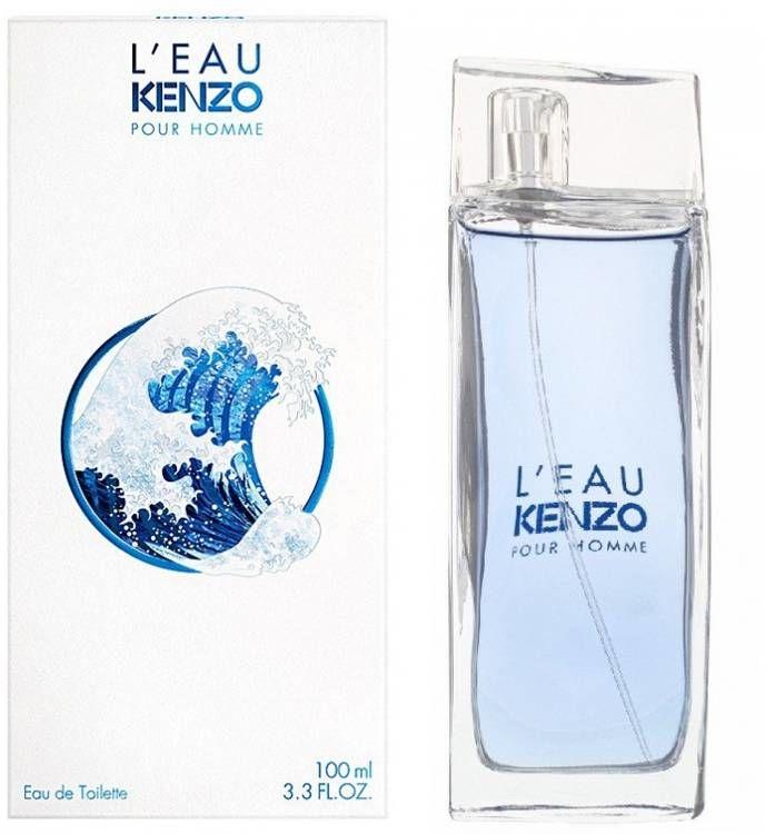 Kenzo L''Eau Kenzo Pour Homme 100ml woda toaletowa [M]