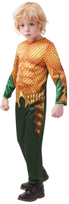 Kostium Aquaman dla chłopca