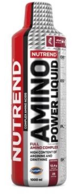 Nutrend Amino Power Liquid 500 ml bez smaku