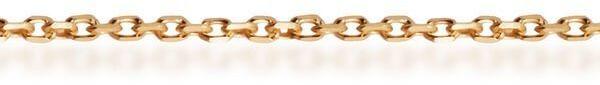 Złoty Łańcuszek LZX4209