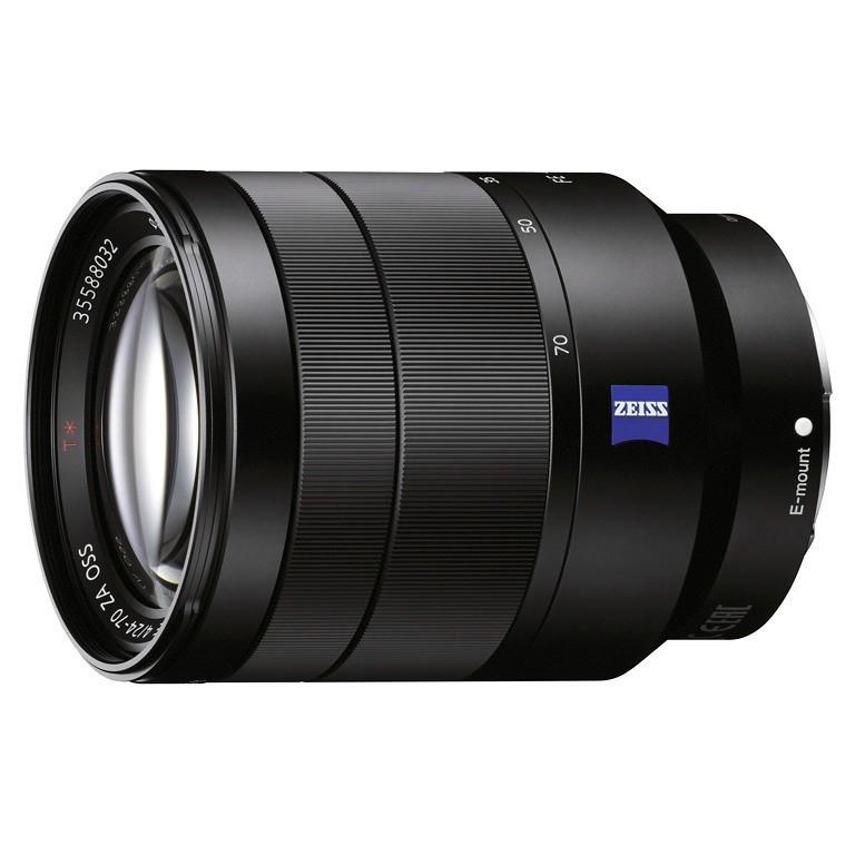 Obiektyw Sony Vario-Tessar T* FE 24-70mm F4 ZA OSS (SEL2470Z)