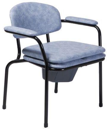 Krzesło toaletowe Vermeiren dla osób ciężkich 9062 XXL - z pojemnikiem sanitarnym