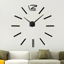 "Zegar ścienny ""zrób to sam"" cichy #01B4 /315mm"