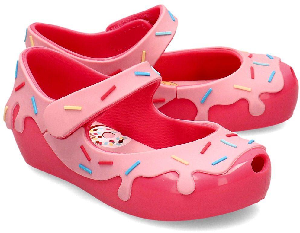 Melissa Ultragirl Donut - Baleriny Dziecięce - 32753 50485 - Różowy
