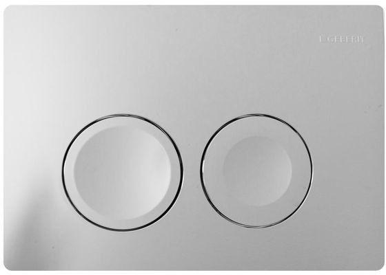 Delta21 Geberit przycisk uruchamiający przedni do spłuczek podtynkowych UP100 chrom błyszczący - 115.125.21.1