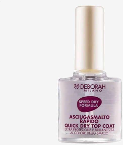 DEBORAH MILANO Top Coat Nail