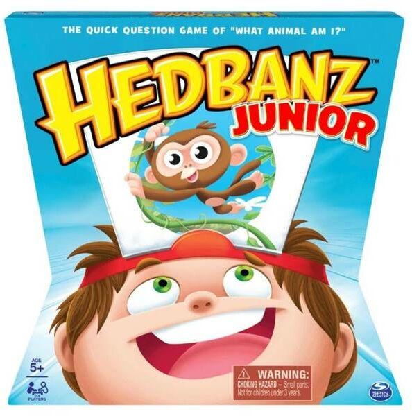 Hedbanz Junior - Spin Master