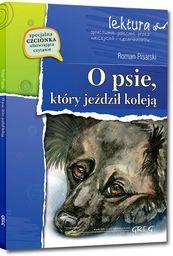 O psie, który jeździł koleją (oprawa miękka) ZAKŁADKA DO KSIĄŻEK GRATIS DO KAŻDEGO ZAMÓWIENIA