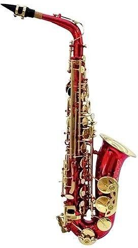 Dimavery SP-30 Eb saksofon altowy, red