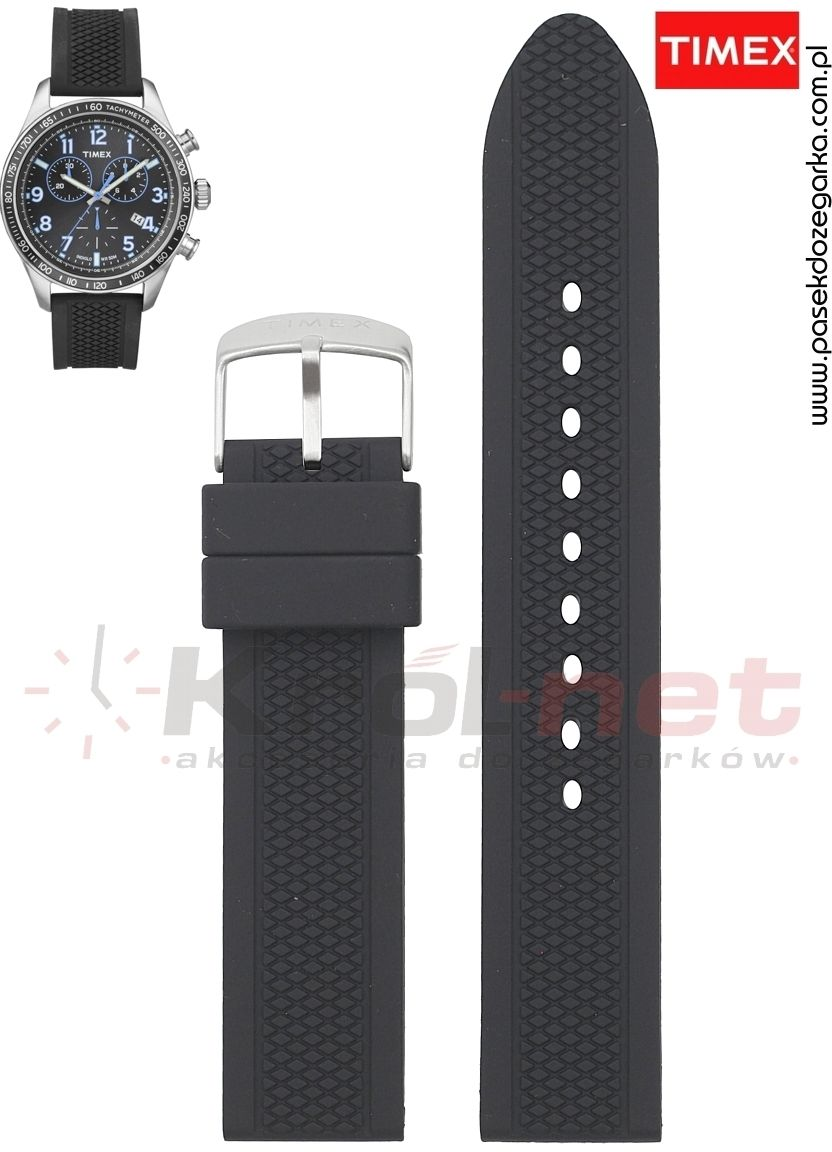 Pasek do zegarka Timex T2P184 (P2P184)