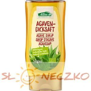 SYROP Z AGAWY BIO 345 g (250 ml) - ALLOS