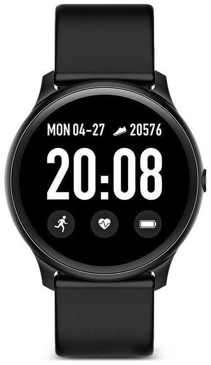 ZEGAREK MĘSKI Rubicon Smartwatch - black (zr605a)