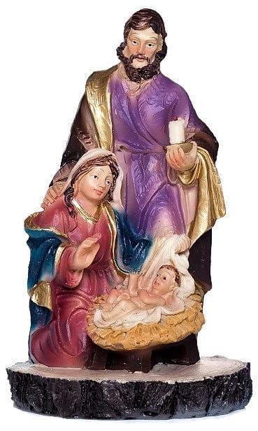 Figurka Święta Rodzina - Boże Narodzenie