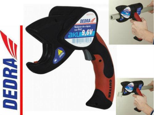 Elektryczne nożyce do cięcia rur DEDRA DED7513