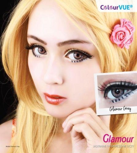 ColourVue Glamour - 2 sztuki (moc 0,00)