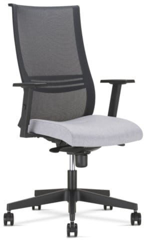 Fotel Biurowy Nowy Styl ALTUM-HB-BL MESH FS White
