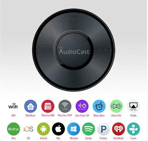 iEAST AudioCast M5 -24bit Odtwarzacz Sieciowy Basic +9 sklepów - przyjdź przetestuj lub zamów online+