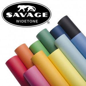Tło kartonowe SAVAGE 1,35x5,5m (wybierz kolor)