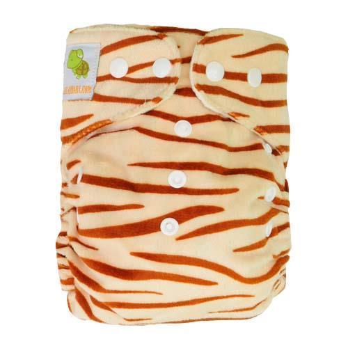 pieluszka wielorazowa BAMBOO tygrys