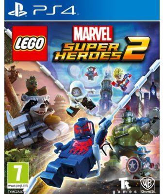Gra PS4 LEGO Marvel Super Heroes 2