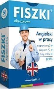 Fiszki obrazkowe Angielski w pracy