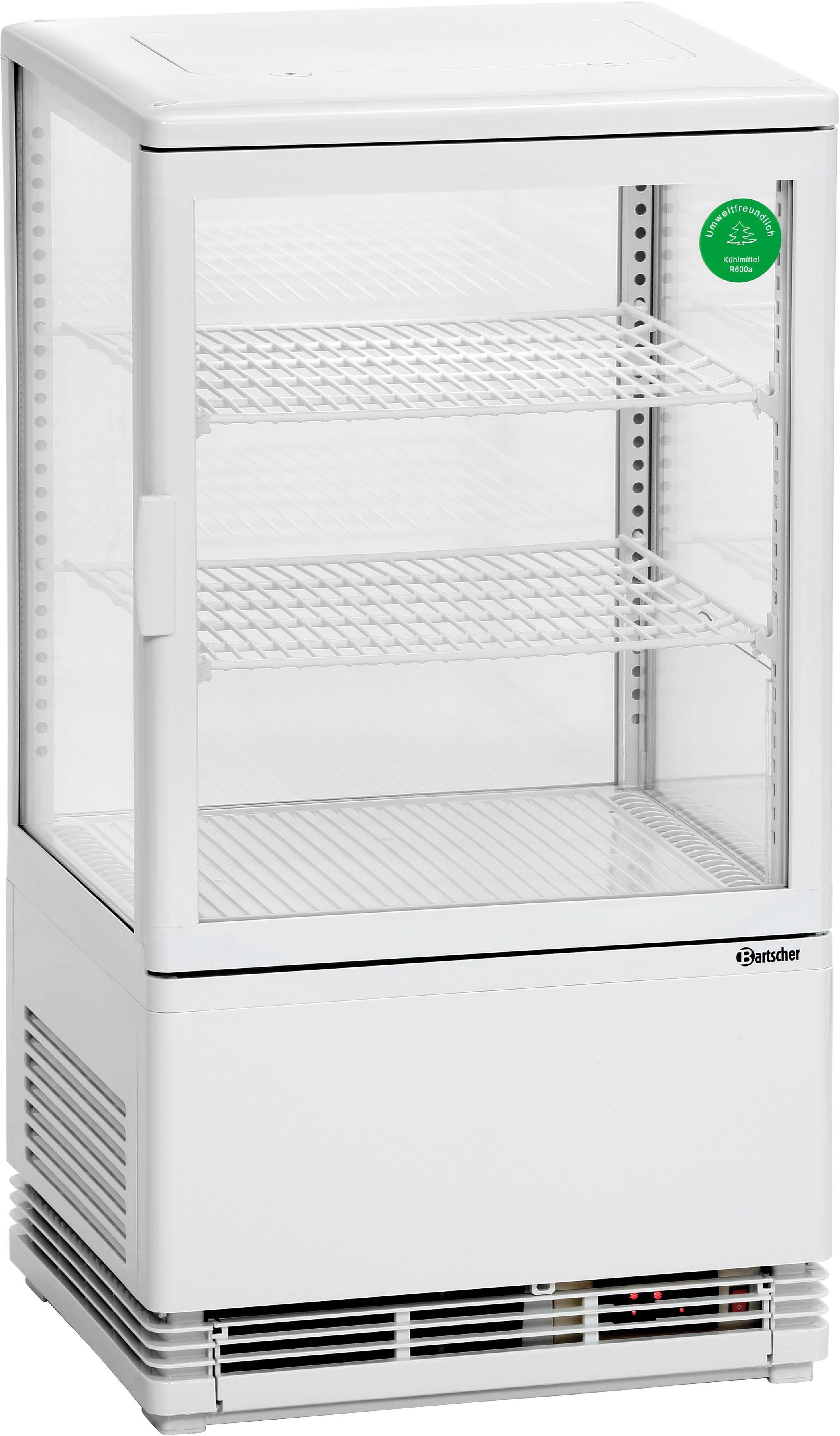 Witryna chłodnicza Mini 58L biała