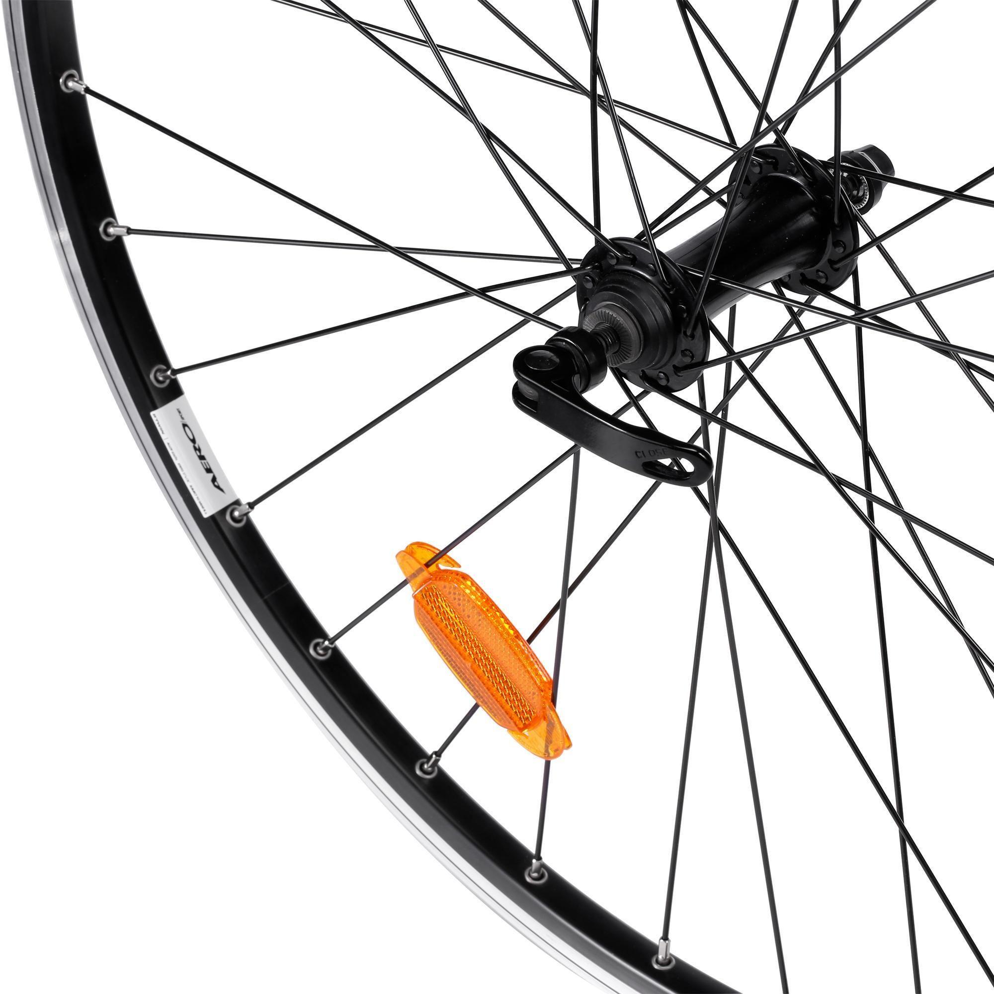 Koło do roweru szosowego 650 przednie