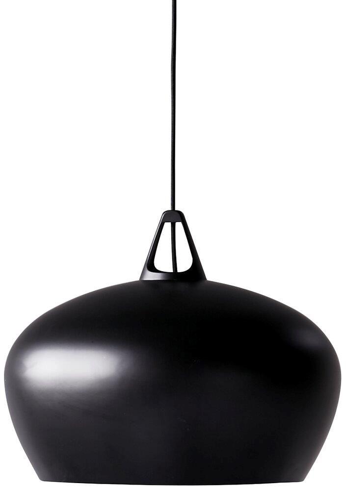 Lampa wisząca Belly 46 45073003 Nordlux czarna oprawa w nowoczesnym stylu
