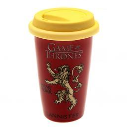 Gra o tron - kubek podróżny Lannister