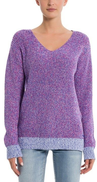 sweter BENCH - Mouline Jumper Wedgewood (BL11464