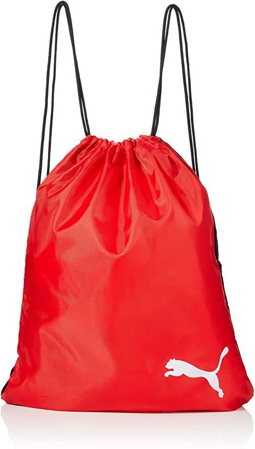 PUMA Worek sportowy dla dorosłych Pro Training II Gym Sack czerwony Puma Red-Puma Black UA