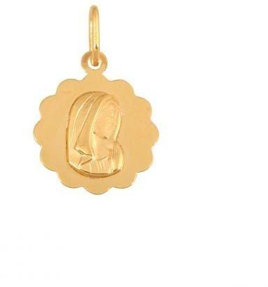 Złoty medalik 48569
