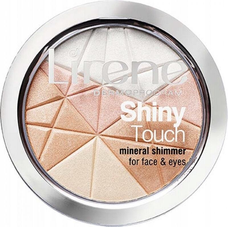 Lirene - Shiny Touch - Mineral Shimmer - Mineralny rozświetlacz