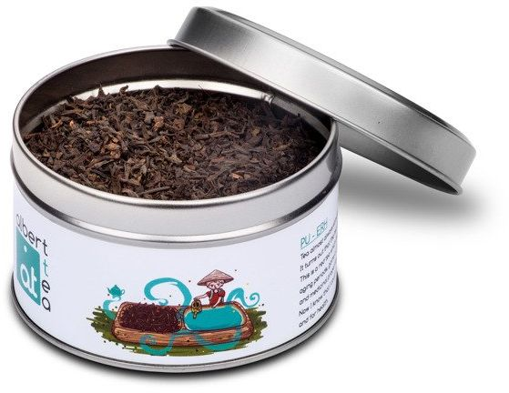 Albert Tea Pu-erh - Puszka