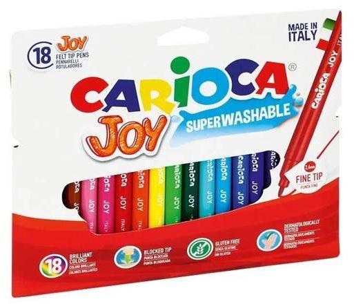 Pisaki Joy 18 kolorów CARIOCA