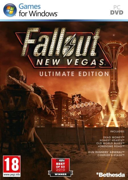 Fallout New Vegas (Ultimate Edition) (PC) klucz Steam