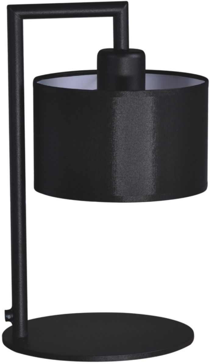 Lampka stołowa K-4322 z serii SIMONE BLACK BEZPOŚREDNIO OD PRODUCENTA DOSTĘPNE OD RĘKI WYSYŁKA 24H