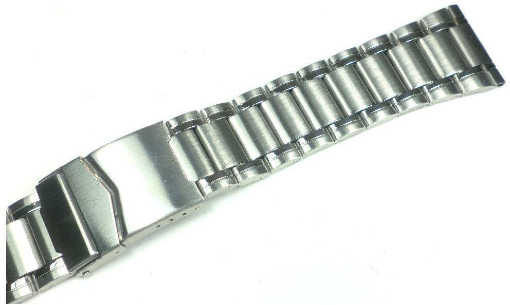 Bransoleta stalowa do zegarka Diloy 644-24-0 24 mm