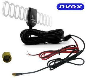 NVOX T115 samochodowa antena DVB-T ze wzmacniaczem 28dB... (NVOX T115)