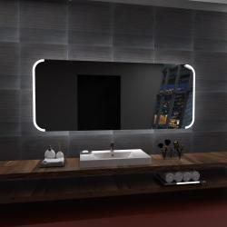 Lustro LED SEATLE 120x80cm.