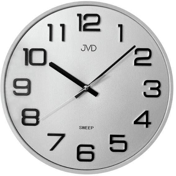 Zegar ścienny JVD HX2472.7 Cichy mechanizm 31 cm