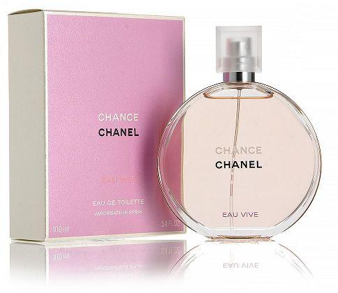 Chanel Chance Eau Vive woda toaletowa - 35ml Do każdego zamówienia upominek gratis.