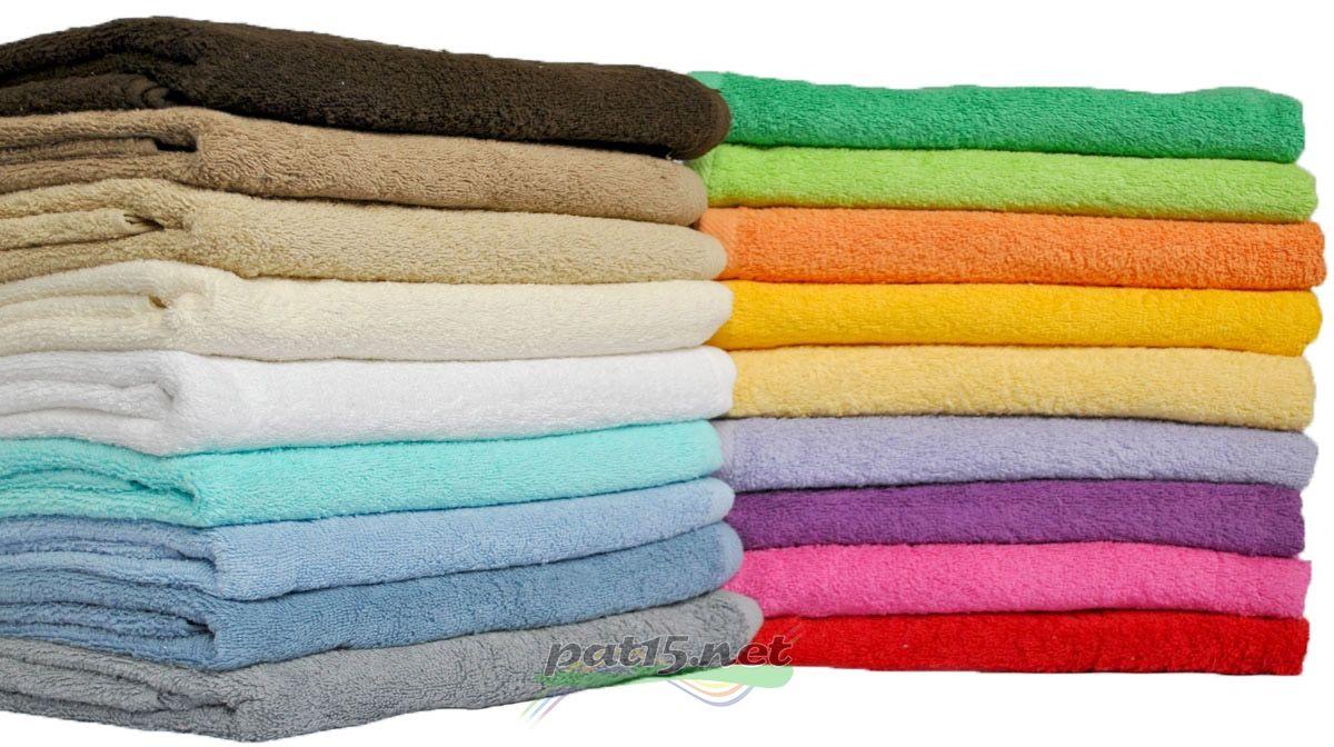 Ręcznik 100x50 z haftem - SAM TEKST