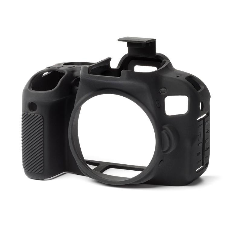 Osłona silikonowa easyCover do aparatów Canon EOS 800D czarna