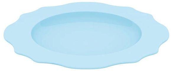 Guzzini - belle epoque - talerz deserowy,niebieski - niebieski