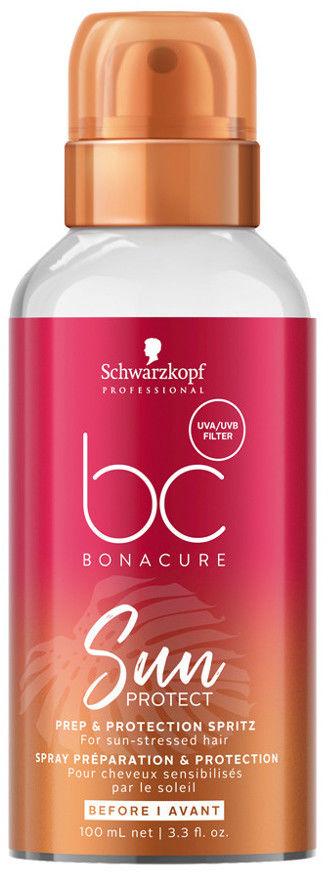 Schwarzkopf Professional BC Bonacure Sun Protect mgiełka ochronna do włosów osłabionych działaniem chloru, słońca i słonej wody 100 ml