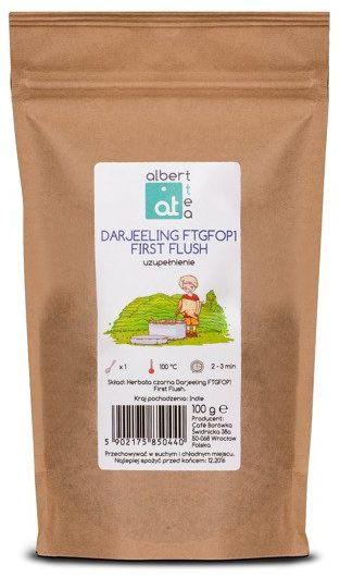 ALBERT TEA Darjeeling FTGFOP1 First Flush