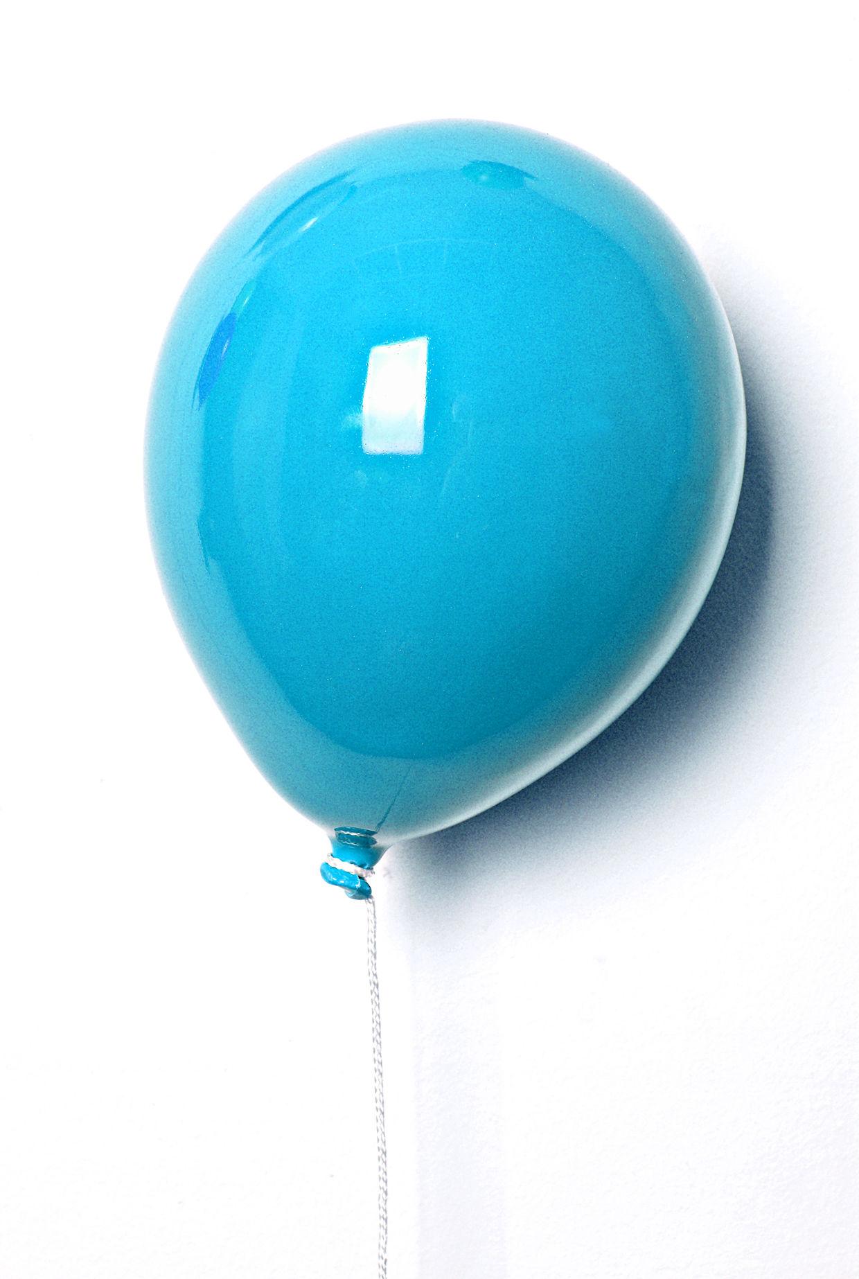 Wieszak Balonik Błekitny